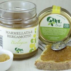 Marmellata biologica di bergamotto