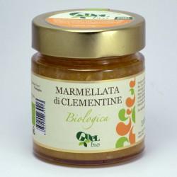 Marmellata biologica di clementine